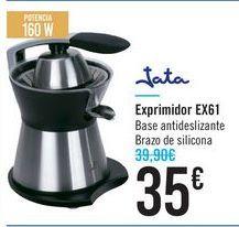 Oferta de Exprimidor EX61 Jata  por 35€