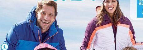 Oferta de Anorak técnico esquí hombre o mujer  por 25€