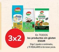 Oferta de En TODOS los productos sin gluten ESGIR por
