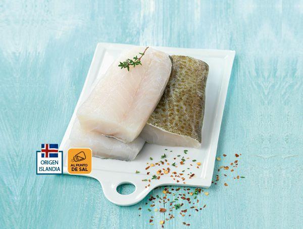 Oferta de Lomos de bacalao al punto de sal  por 5,99€