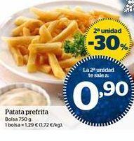 Oferta de Patatas fritas congeladas por 1,29€