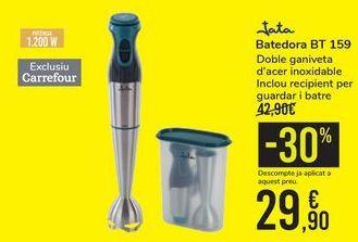 Oferta de Batidora BT 159 JATA por 29,9€
