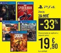 Oferta de Juegos  por 19,9€
