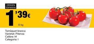 Oferta de Tomate rama por 1,39€