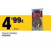 Oferta de Nueces peladas MEDINA por 4,99€
