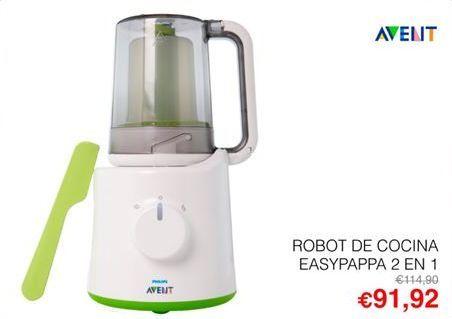 Oferta de Robot de cocina Philips por 91,92€
