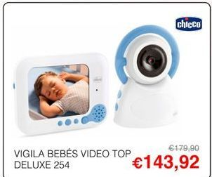 Oferta de Vigilabebés Chicco por 143,92€