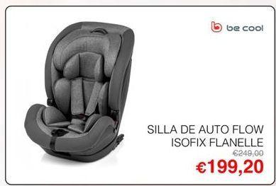 Oferta de Silla de coche Be Cool por 199,2€