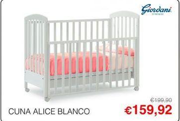 Oferta de Cuña Giordani por 159,92€