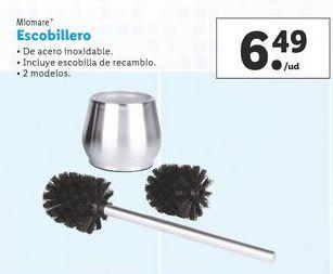 Oferta de Escobilla de baño miomare por 5,99€