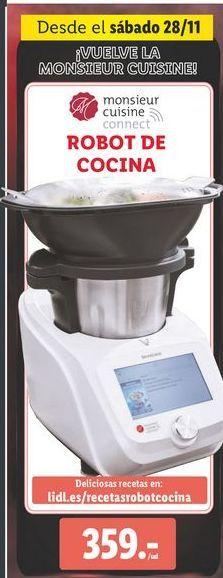 Oferta de Robot de cocina por 359€