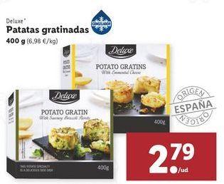 Oferta de Patatas Deluxe por 2,79€