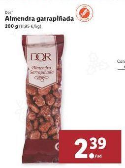 Oferta de Almendras por 2,39€