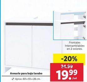 Oferta de Armarios por 19,99€