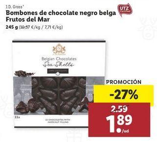 Oferta de Bombones J. D. Gross por 1,89€