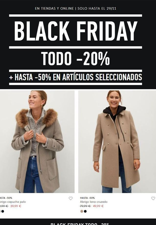 Oferta de Black Friday por