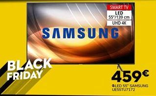 Oferta de Tv led 55'' Samsung por 459€