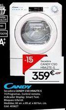 Oferta de Secadoras Candy por 359€