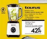 Oferta de Batidora de vaso Taurus por 42,99€