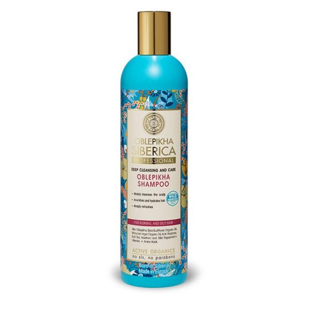 Oferta de Deep Cleansing And Care Shampoo por 6,49€