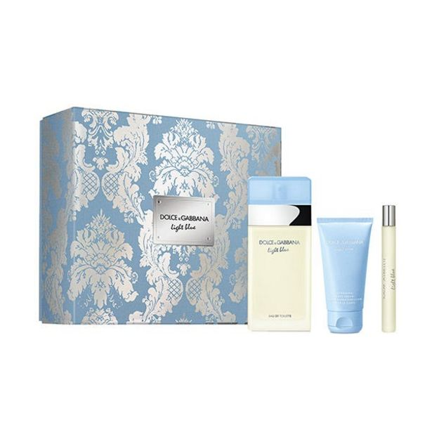 Oferta de Estuche D&G Light Blue por 54,95€