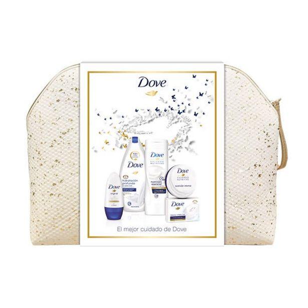 Oferta de Estuche Cuidado Dove por 7,99€