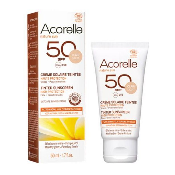 Oferta de Crema Solar Color Light Spf 50 por 18,95€