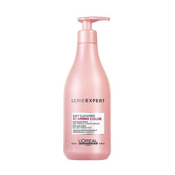 Oferta de Soft Cleanser Vitamino Color por 10,95€