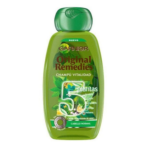 Oferta de Original Remedies 5 Plantas por 2,99€
