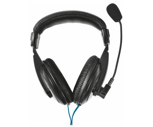 Oferta de Auriculares PC TRUST QUASAR, micrófono, conexión Usb. por 9,52€