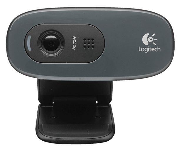 Oferta de Cámara web LOGITECH C270, video 1280x720, foto 3 Mpx, micrófono incorporado, conexión Usb 2.0. por 34,8€