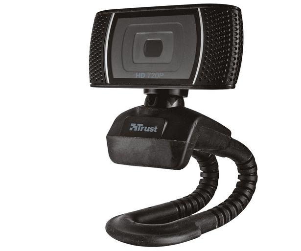 Oferta de Cámara Web TRUST TRINO, vídeo 720p, foto 8 mpx, micrófono incorporado, conexión Usb. por 20,77€