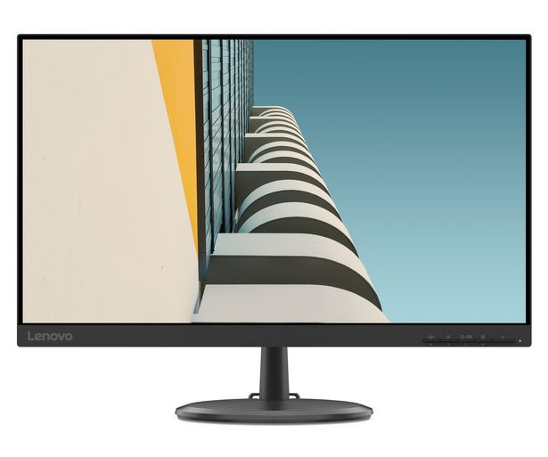 "Oferta de Monitor PC 60,45cm (23,8"") LENOVO C24-25, WLED, Full HD, HDMI, VGA, FreeSync. por 109€"