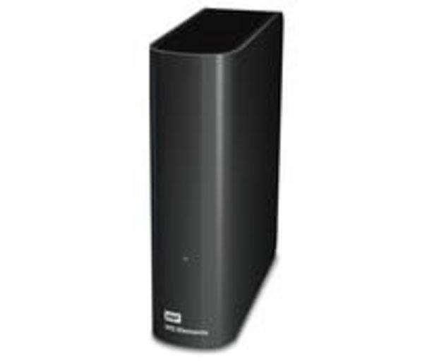 """Oferta de Disco duro externo 4TB WD Elements, tamaño 3,5"""", Usb 3.0, compatible con Windows y Mac. por 103€"""