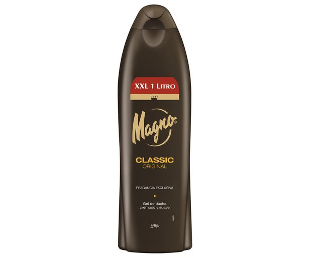 Oferta de Gel para baño o ducha con textura crema MAGNO Classic 1 l. por 4,54€