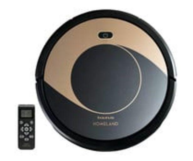 Oferta de Robot aspirador y friegasuelos TAURUS RVCA1000B Homeland, 1800PA, programable, 6 modos, control remoto. por 158€