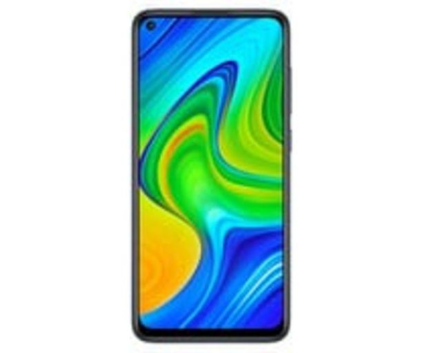 """Oferta de Smartphone 16,58cm (6,53"""") XIAOMI Redmi Note 9 negro, Octa-Core, 4GB Ram, 128GB, microSD, 48+8+2+2 Mpx, Dual-Sim, MIUI 11 (Android 10) por 179€"""