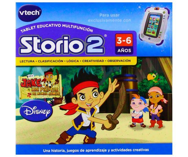 Oferta de Juego Jake y los piratas para Storio 2 VTECH 1 unidad. por 6,99€