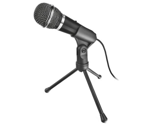 Oferta de Micrófono para PC, TRUST STARZZ ALL-ROUND, longitud del cable 2.5 metros. por 14,2€