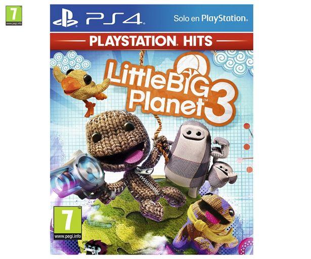 Oferta de Juego LittleBigPlanet 3 para Playstation 4. Género: plataformas. PEGI: +7. por 9,98€