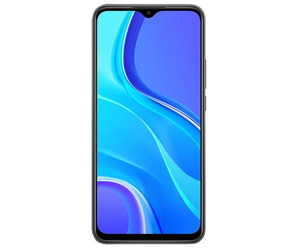 "Oferta de Smartphone 16,58cm (6,53"") XIAOMI Redmi 9 gris carbono, Octa-Core, 4GB Ram, 64GB, microSD, 13+8+5+2 Mpx, Dual-Sim, MIUI 11 (Android 10). por 129€"
