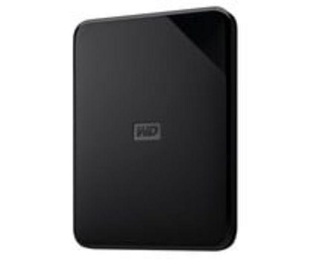Oferta de Disco duro externo 3TB WD elements se, tamaño 2,5, conexión USB 3.0. por 109€