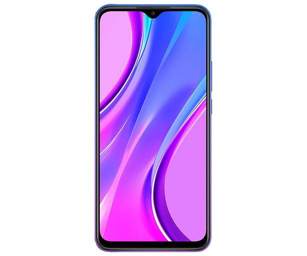 "Oferta de Smartphone 16,58cm (6,53"") XIAOMI Redmi 9 morado ocaso, Octa-Core, 4GB Ram, 64GB, microSD, 13+8+5+2 Mpx, Dual-Sim, MIUI 11 (Android 10) por 128€"