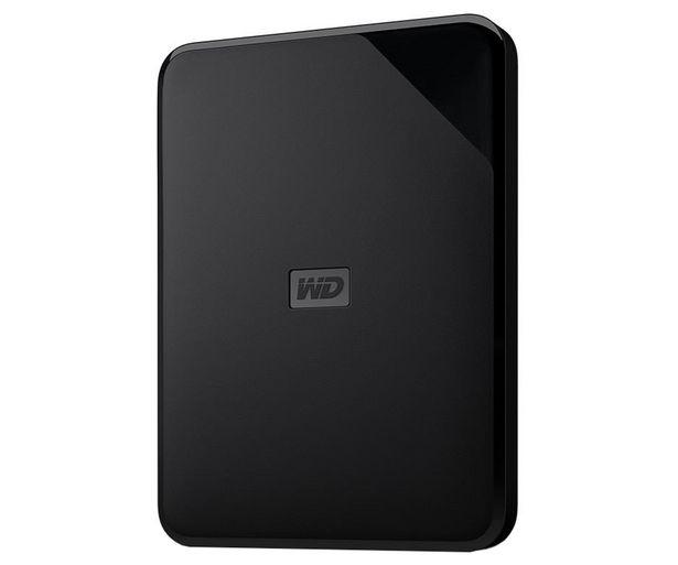 Oferta de Disco duro externo 1TB WD elements se, tamaño 2,5, conexión USB 3.0. por 59,8€