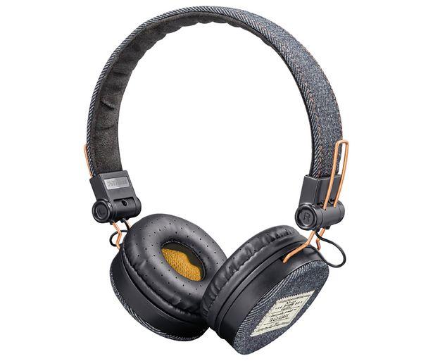 Oferta de Auriculares tipo diadema TRUST FYBER, con cable, micrófono, mando a distancia. por 15,9€