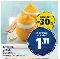 Oferta de Helados por 1,11€