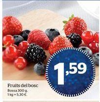 Oferta de Frutas del bosque por 1,59€