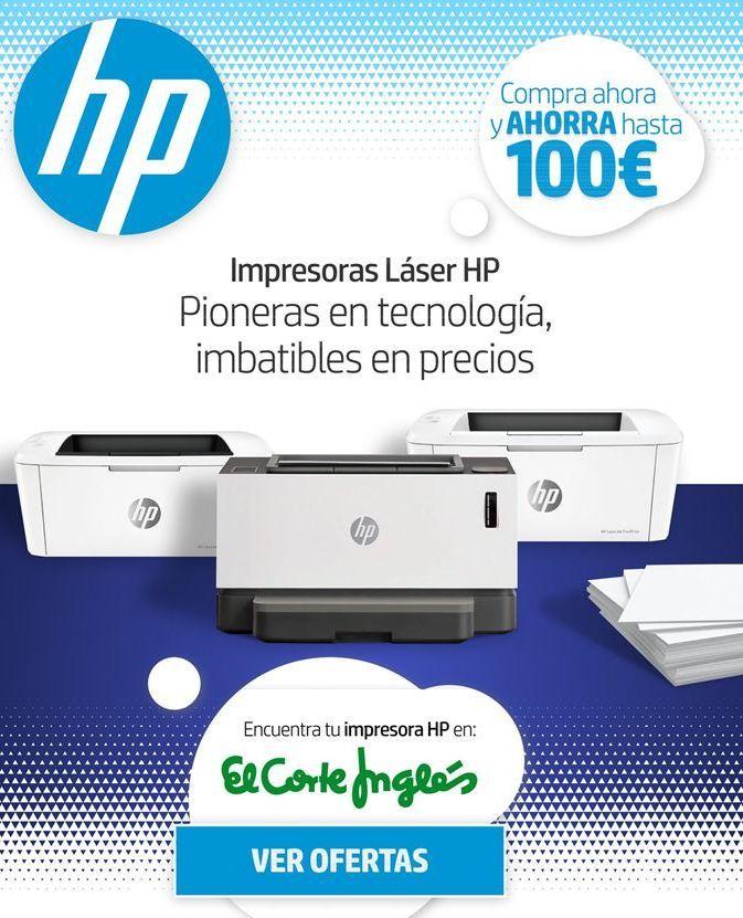 Oferta de Impresoras HP por