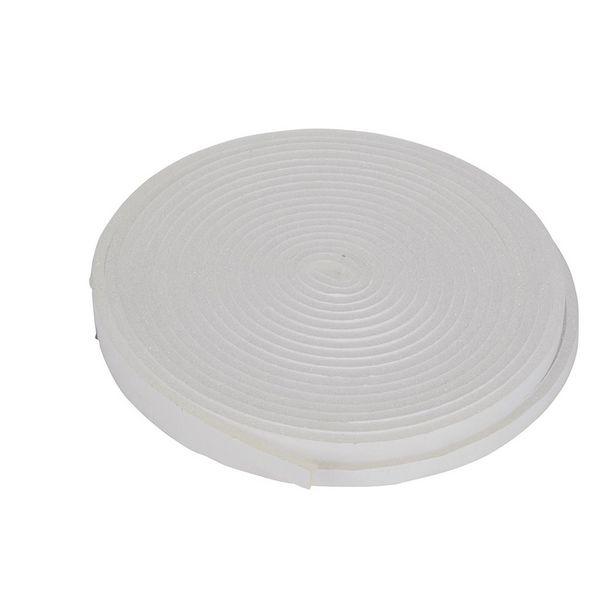 Oferta de BURLETE ESPUMA BLANCO 9 mm x 10 m por 1,4€