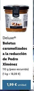 Oferta de Boletus edulis por 1,99€